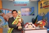 Gold Cup at Vietnam economics- agriculture expo