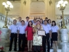 "MARPHAVET honourably received an award of ""Cultural Business - Entrepreneur in Ho Chi Minh Era"""