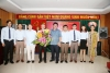 Party Cell of Duc Hanh Marphavet veterinary pharmaceutical JSC has admitted new Party members in 2016